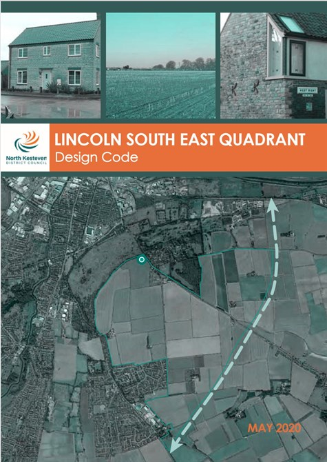Lincoln South East Quadrant front page
