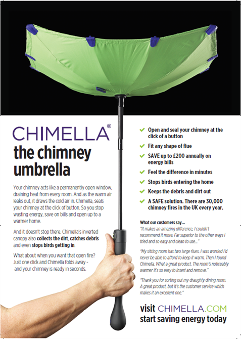 Chimella detailed infographic