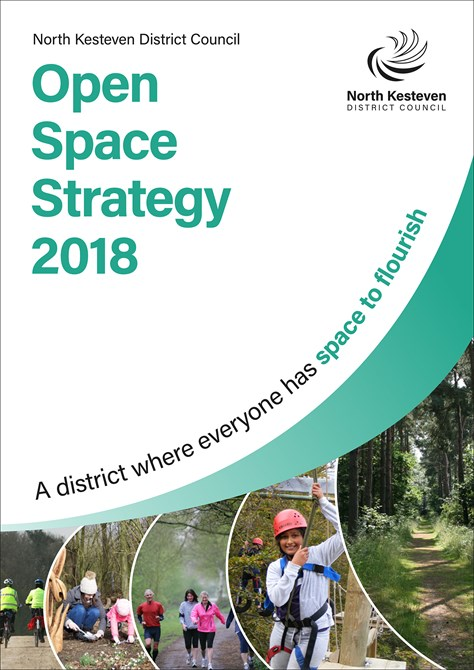 Open Space Strategy 2018 - Cover page