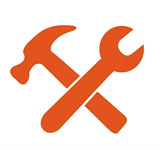 Hammer and Spanner icon