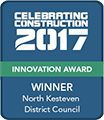 Celebrating Construction 2017 - Innovation Award Winners